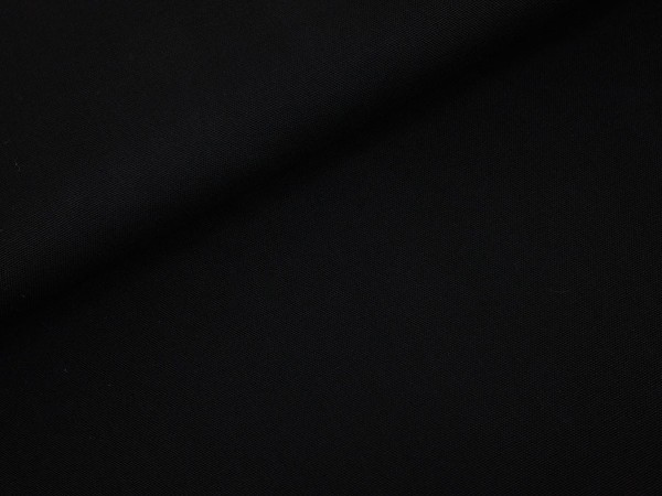 Canvas schwarz uni