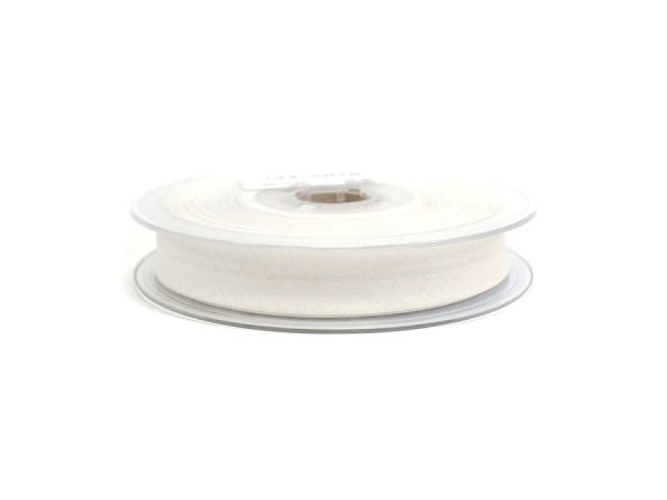 Schrägband 20mm hellbeige / pro Meter