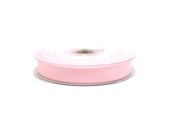 Schrägband 20mm rosa / pro Meter
