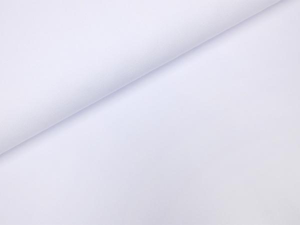 Canvas weiss uni