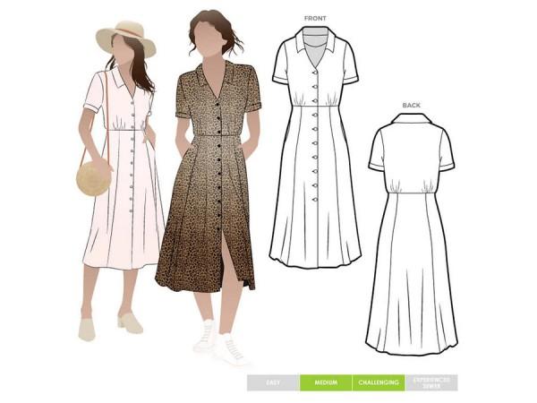 Schnittmuster Armidale / Kleid / Style Arc