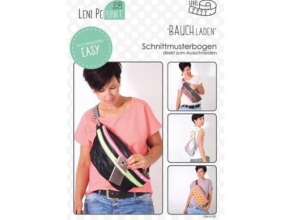 Schnittmuster / Bauchladen / Leni Pepunkt