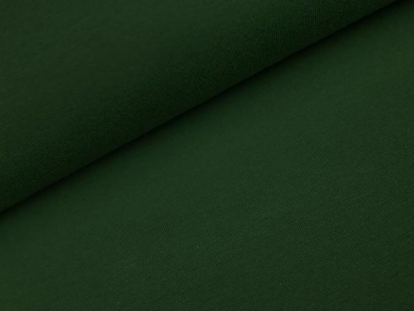 Bio Bündchen Tannengrün uni