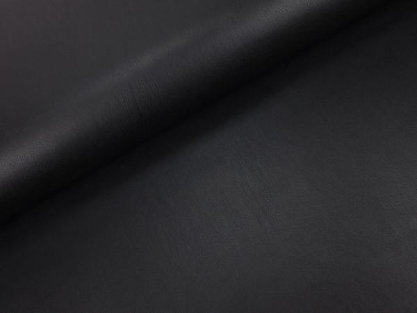 Kunstleder Elastic schwarz