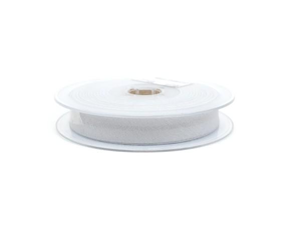 Schrägband 20mm hellgrau / pro Meter