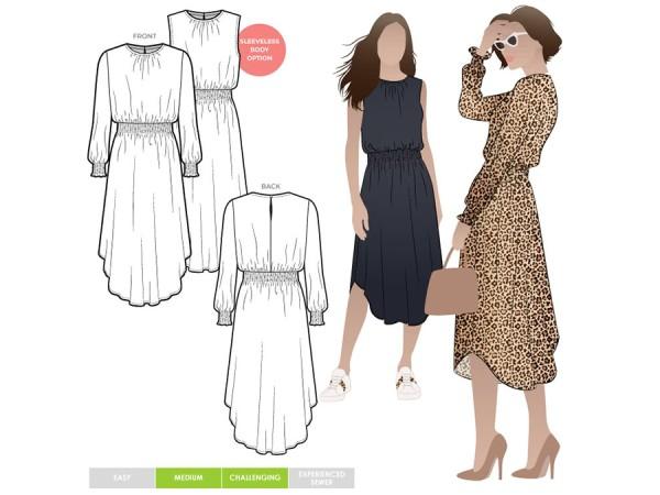 Schnittmuster Asha / Kleid / Style Arc