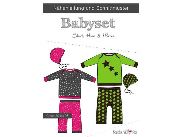 Schnittmuster / Babyset / Fadenkäfer