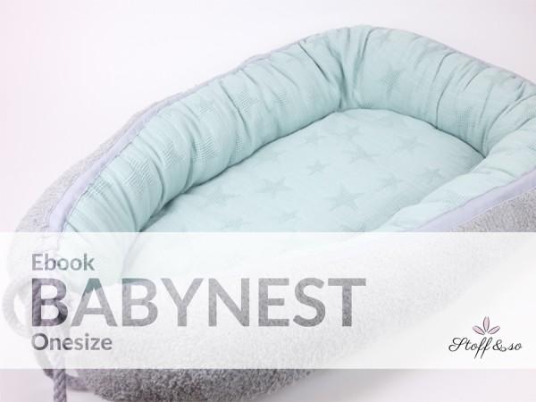 Ebook Babynest / Stoff&so